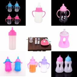 1/2Pcs New Rose and Blue Magic Feeding Bottles for <font><b>