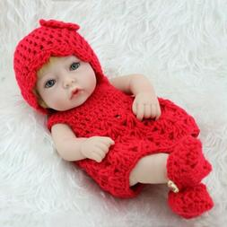 10 reborn baby dolls lifelike newborn full