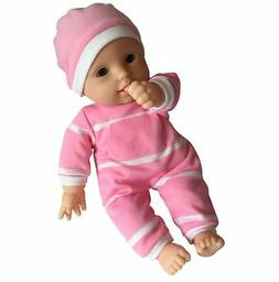 11 inch Soft Body Baby Caucasian Reborn Doll in Gift Box -