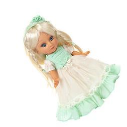 14.5inch Vinyl Reborn American Doll that Look Real w/ Green