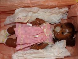 "1971 Baby Ellen #3615 14"" Madame Alexander Doll Mint w/tag i"