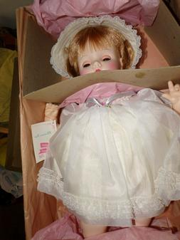"1982 Mommies Pets #7136 20"" Madame Alexander Baby Doll MIBWT"