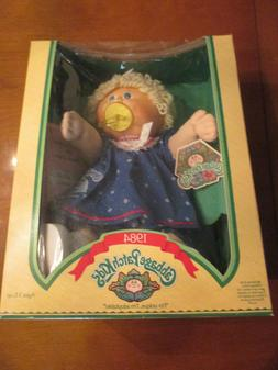 1984 Coleco Cabbage Patch Kid, Baby Girl w/Pacifier, Xavier