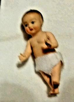 """2 1/4"""",jointed,doll house baby,French Petit Colin:Ginny,Nati"""