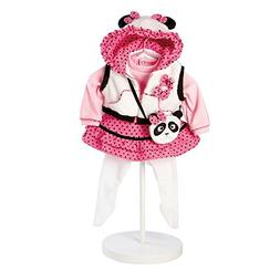 20 Baby Doll Panda Fun Costume