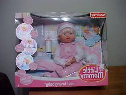 2006 Fisher Price Little Mommy Real Loving Baby Doll Brand N