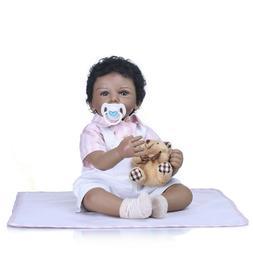 Cheap Doll 22inch Reborn Baby Dolls Realistic Cute Newborn L