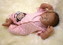 "Sleeping Realistic Reborn Baby Dolls 22"" Life Like Reborn To"