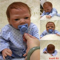 "22"" Reborn Baby Dolls Handmade Supplies Newborn Preemie Life"