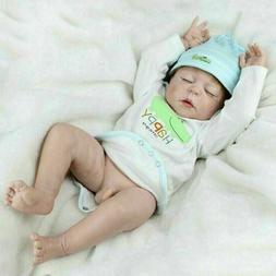 23 inch Reborn Toddler Dolls Silicone Full Body Bath Reborn