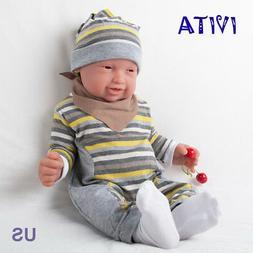 23'' Realistic Baby Doll Girl Newborn Silicone Lifelike