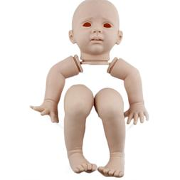 24'' Rarely Soft Vinyl Reborn Baby Reborn Toddler Doll Kit A