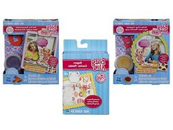 Baby Alive Accessories Bundle of 3 Items - 1 Super Snacks No