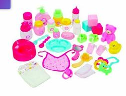 """30 pc Baby Doll Care Set Perfect for 15"""" Bitty Baby and Many"""
