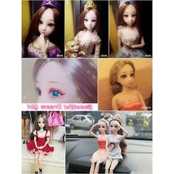 30CM Bjd Doll Beautiful Princess Doll Baby Dolls Accessories