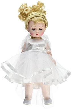 """Madame Alexander 71460 My First Communion Doll 8"""" Blonde"""