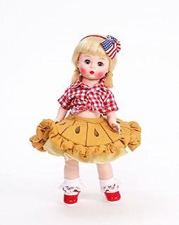 """Madame Alexander 72890 As American As Apple Pie 8"""" Wendy P"""
