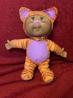 """Cabbage Patch Kids, 9"""" Tallulah Tiger Zoo Cutie, Collectable"""