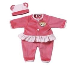 Adora Playtime Baby Outfit - Pink Monkey