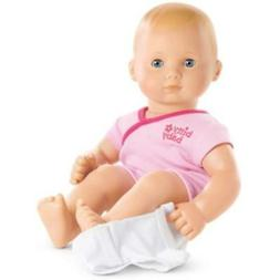 American Girl - Bitty Baby Doll Light Skin Blond Hair Blue E