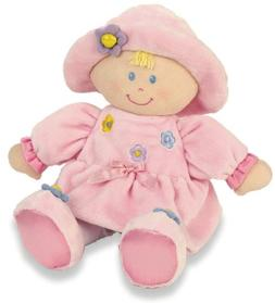 "Baby Dolls Plush Kira Doll, 10"""