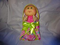 Famosa My 1st Baby Doll, Green