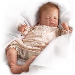 Hush Little Baby Breathes Like a Real Baby - So Truly Real®