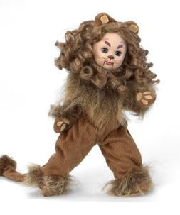 """Madame Alexander 8"""" New Cowardly Lion, The Wizard of Oz Coll"""