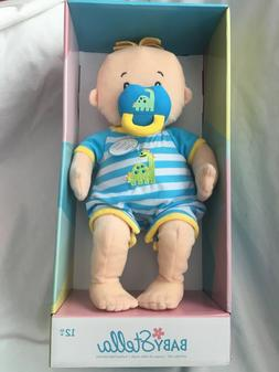 Manhattan Toy Baby Stella Boy Soft First Baby Doll for Ages