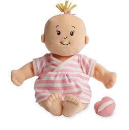 Manhattan Toy Baby Stella Peach Soft First Baby Doll for Age