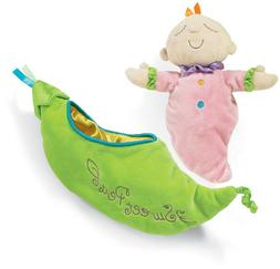 Manhattan Toy Snuggle Pod Sweet Pea First Baby Doll with Coz