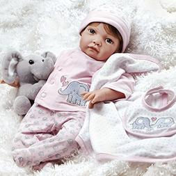 Paradise Galleries Real Life Reborn Baby Doll Precious Peanu