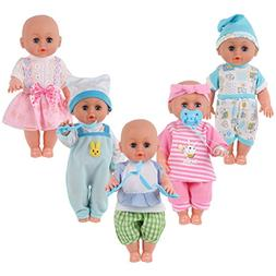 Young Buds for 11-12-13 Inch Alive American Doll Baby Doll C