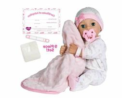 Adora Adoption Baby Hope Doll NEW in Box with Accessories