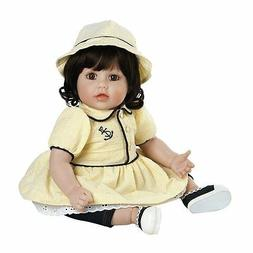 """Adora 20"""" BABY PLAY DOLL ANCHORS AWAY with Outfit Yellow Out"""