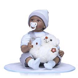 Adora Toddler Dolls Soft Newborn Boy Doll Mixed Race Reborn