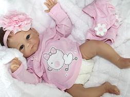 MY ADORABLE ONE! - Newborn 17 Collectors Life Like Baby Girl