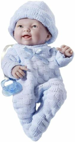 ADORABLE TINY BABY BOY! Berenguer Life Like Reborn 9.5 Inch