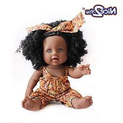 Nice2you Black Girl Dolls Fashion African American Doll Life