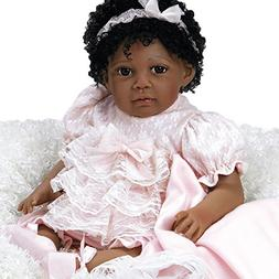 African American Ethnic Doll Realistic Reborn Baby Girl Life