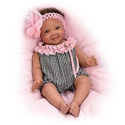 Alanna Baby Doll by Artist Ping Lau: Ashton Drake Baby Photo