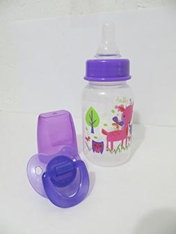 BABY ALIVE ONE BOTTLE AND ONE PACIFIER FOR BABY ALIVE DOLLS