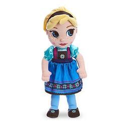 Disney Animators' Collection Elsa Plush Doll - Frozen - Smal