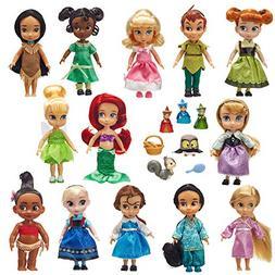 Disney Animators' Collection Mini Doll Gift Set - 5 Inch