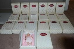 Ashton-Drake Galleries Baby Dolls Lot Of 20 Different New In