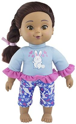 Positively Perfect Hispanic 14.5IN Doll - AVA