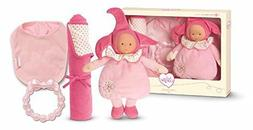Corolle Babi Birth Set with Elf Doll, Pink new
