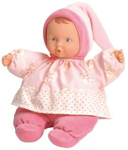 Corolle Babicorolle Babipouce Pink Cotton Flower Doll