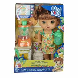 Baby Alive Magical Mixer Baby Doll Strawberry Shake with Ble