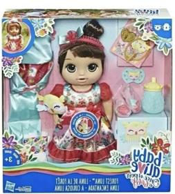 Baby Alive Once Upon A Baby Forest Luna Baby Doll Kids Play